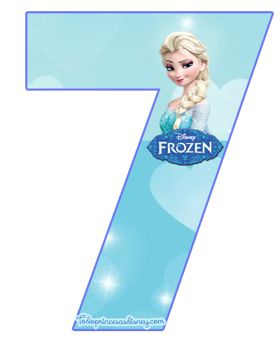 N 250 Meros De Frozen Para Descargar E Imprimir Tu Sitio De