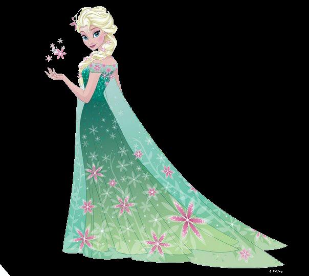 Anna y Elsa 3