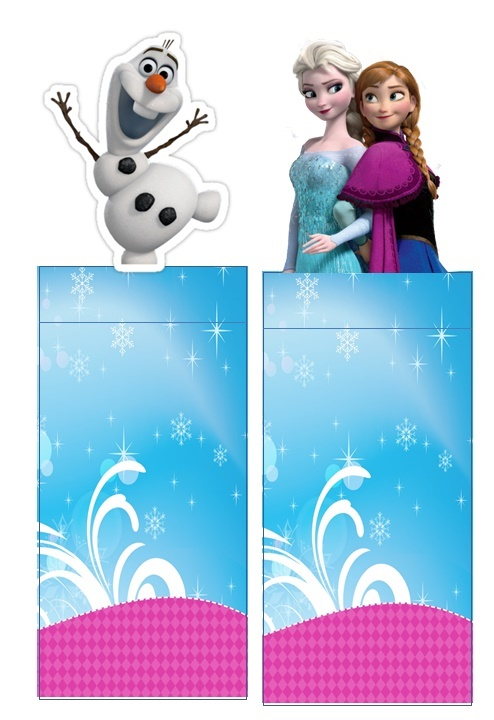 Imprimibles Candy bar Frozen para descargar gratis, Wrappers, Adornos, Cumpleaños, Fiesta